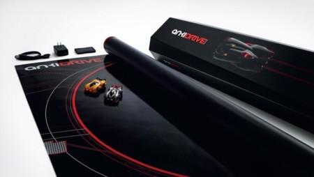 Anki Drive, el scalextric del futuro se controla con iPhone