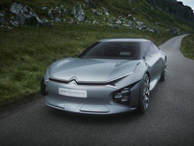Citroën Cxperience: la última apuesta por los híbridos enchufables de PSA se presentará en el Salón de París