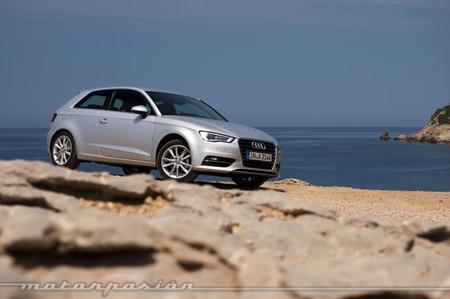 Audi A3, presentación y prueba en Mallorca (parte 1)