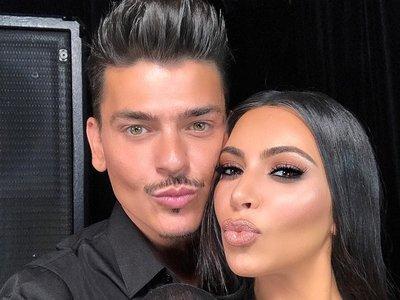 10 productos low cost que no faltan en el neceser del  maquillador de Kim Kardashian