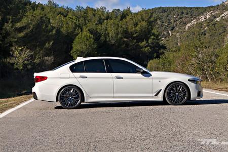 Prueba BMW M550i xDrive