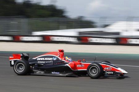 Fórmula Renault 3.5 Silverstone 2011: Robert Wickens gana y se pone líder del campeonato