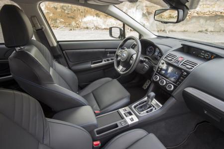 Subaru Levorg prueba