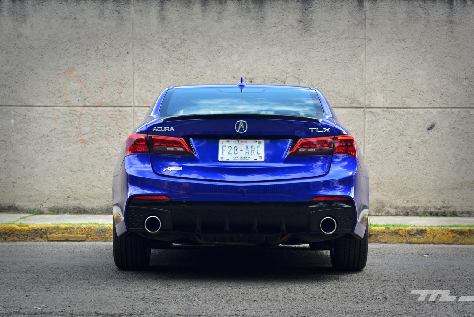 Foto de Acura TLX A-Spec (Prueba) (6/19)