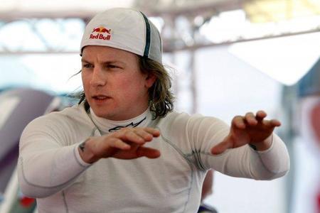 Kimi Raikkonen vuelve a la Fórmula 1 sin presión