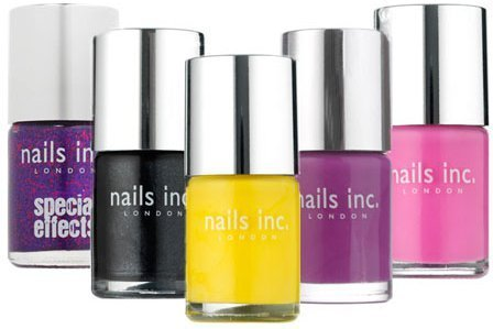 Sephora trae Nails Inc. y Sally Hansen a España