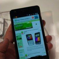 Samsung Galaxy S II, lo grabamos en vídeo