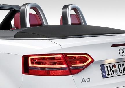 Audi A3 Cabriolet, la galería oficial y todos los datos