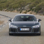 Al volante del Audi R8 V10 Plus, un V10 de 610 caballos con cierto sabor añejo