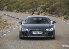 Al volante del Audi R8 V10 Plus: nacido en Le Mans, criado en la carretera