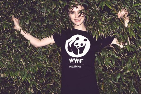 Pull&Bear y WWF, camiseta contra el cambio climático