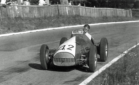Rudi Fischer Suiza 1952
