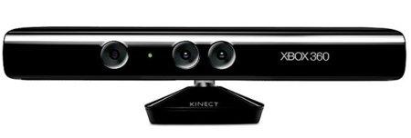 Kinect para Xbox 360, jugar sin mando