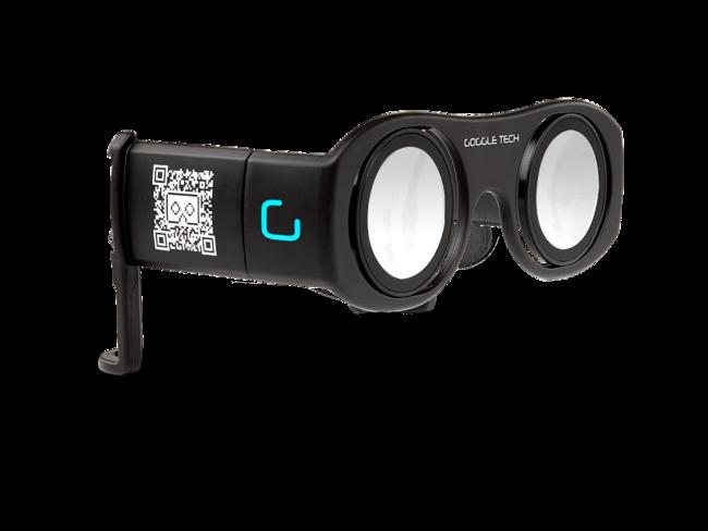 Goggle Glass Tech C1