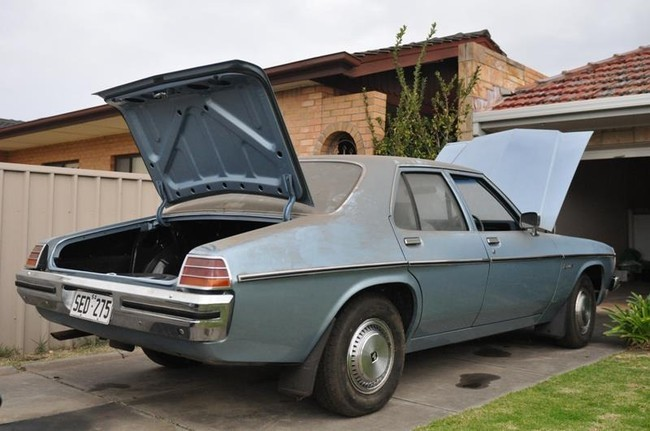 1979 Holden Kingswood HZ