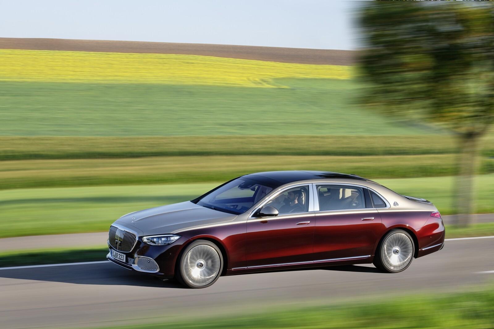 Foto de Mercedes-Maybach Clase S 2021 (36/43)