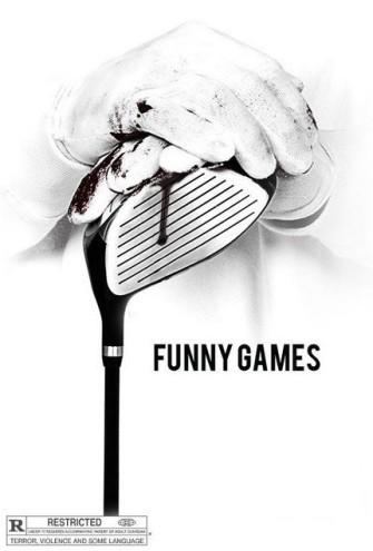 Nuevo póster del remake de 'Funny Games'
