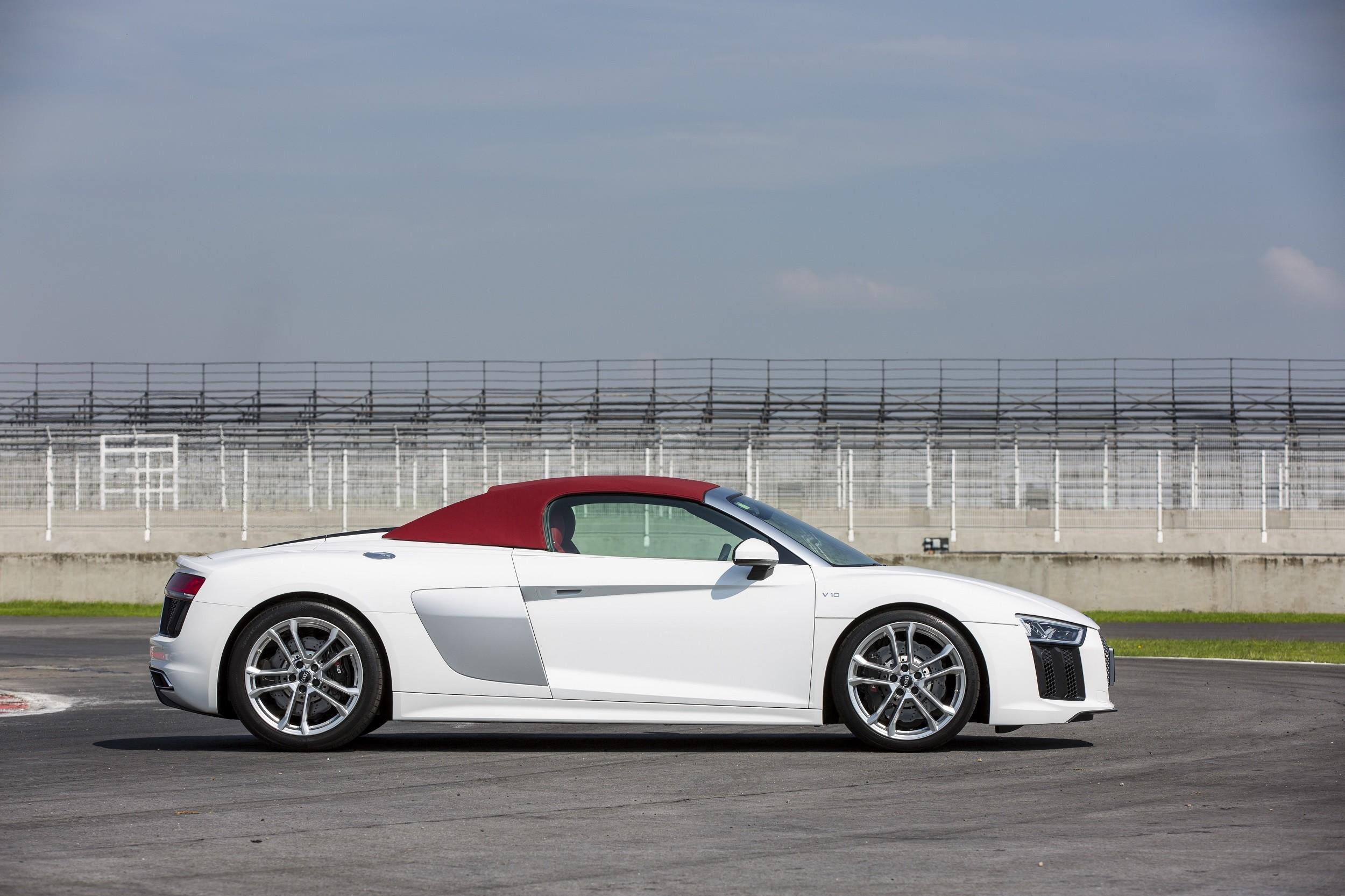 Foto de Audi R8 Spyder (22/38)