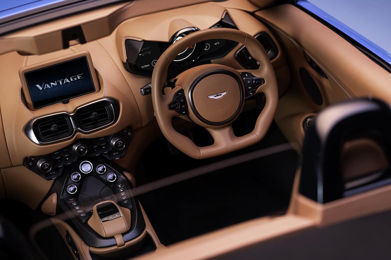 Foto de Aston Martin Vantage Roadster 2020 (9/11)