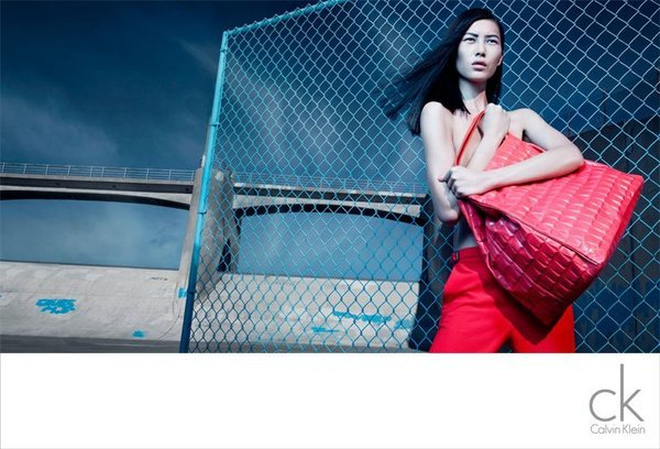 Foto de Liu Wen, una modelo china haciendo historia (7/20)