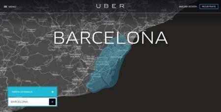 """Uber (Barcelona): """"Existe un vacío legal dentro de las actividades de la economía colaborativa"""""""
