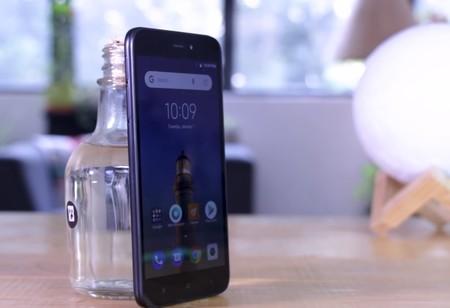 Xiaomi Redmi Go Primeras Impresiones Pantalla
