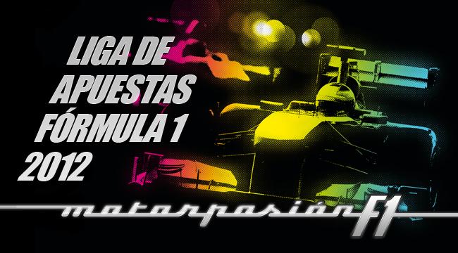Liga Apuestas Motorpasión F1