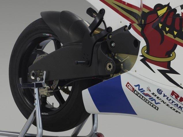 Foto de Así es la Mugen Shinden eléctrica que disputará el Zero TT (2/4)