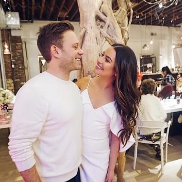 Llegó el día: Lea Michele se casa en una boda íntima con Zandy Reich