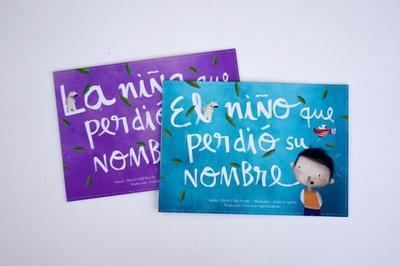 Lost My Name, un precioso regalo personalizado para niños que han perdido su nombre