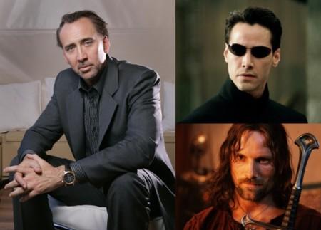 Nicolas Cage no acepta cualquier cosa: ¡rechazó 'Matrix' y 'El Señor de los Anillos'!