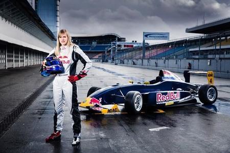 """Entrevista a Beitske Visser: """"Red Bull se basó en mis resultados y en un test de simulador"""""""