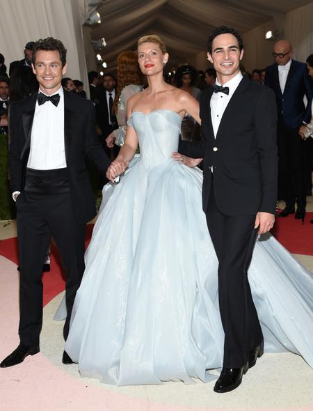 Claire Danes Gala Met 2016 zac posen