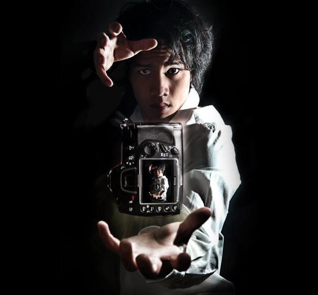 Benjamin von Wong, enfant terrible de la era digital