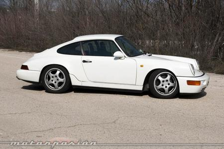 Porsche 911 964 Carrera RS lateral