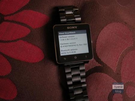 Llega actualización para el Sony Smartwatch 2