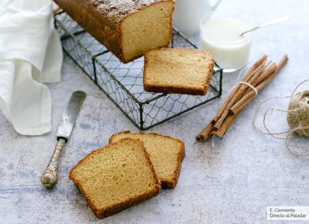 Bizcocho tierno de leche merengada: receta para un desayuno perfecto