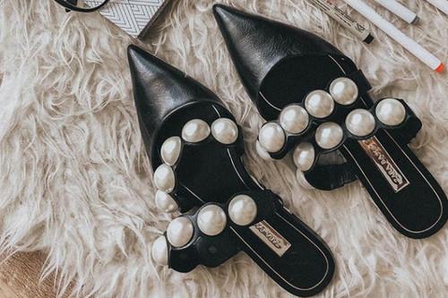 Estos son los zapatos de Zara que todas las instagrammers quieren tener (¡y aún no se han agotado!)
