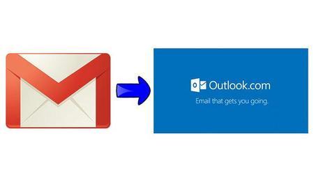 Cómo migrar tu cuenta de Gmail a Outlook.com siguiendo estos sencillos pasos