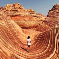 15 lugares de la Tierra con paisajes tan increíbles que parecen de otro planeta