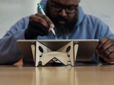 Un artista ha utilizado tan sólo el iPad Pro para ilustrar a jugadores de la NBA, el resultado es impresionante