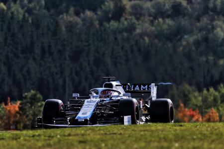 Russell Nurburgring F1 2020