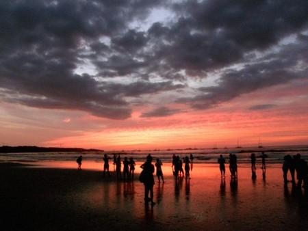 Atardecer en Costa Rica. Tus fotos de viaje