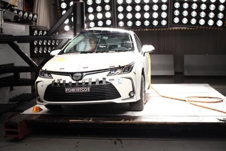 Nuevo Toyota Corolla Obtiene 5 Estrellas En Latin Ncap 20