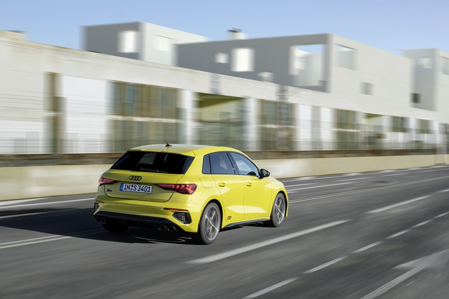Foto de Audi S3 2020 (31/54)