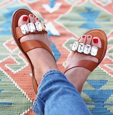 Este verano márcate un DIY e inspírate en Prada y Marni para tus sandalias joya