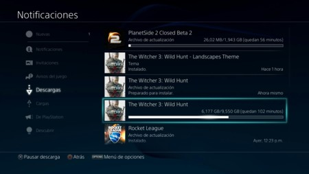 The Witcher 3 Ps4 2