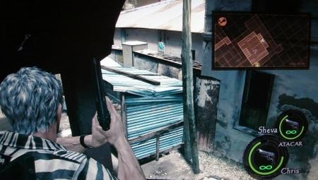 Resident Evil 5 - Emblema de la BSAA