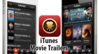 iTunes Movie Trailers, acceso a los trailers de cine y más. De momento sólo en la App Store de EEUU