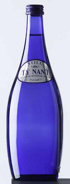 Ty Nant, un agua mineral selecta